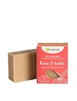 BIO Mýdlo Růže a bambucké máslo, 100 g