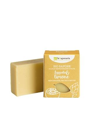 BIO Mýdlo Chmel a citrón, 100 g