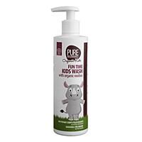 Fun Time mýdlo, sprchový gel a šampon v jednom s bio rooibosem pro děti, 250 ml