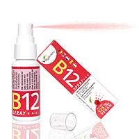 Vitamín B12, 250 µg, ve spreji, 125 dávek, 25 ml