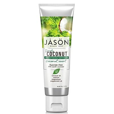 Zubní pasta Simply Coconut posilující, 119 g
