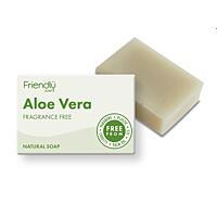 Friendly Soap přírodní mýdlo - Aloe vera, 95 g