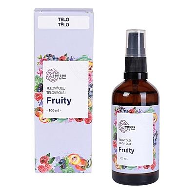 Tělový olej SENSES – Fruity, 100 ml