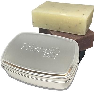 Friendly Soap cestovní krabička na mýdlo, 1 ks 2