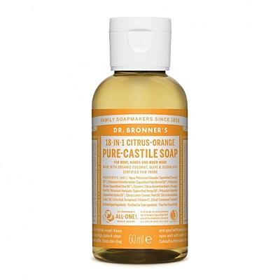Tekuté univerzální mýdlo ALL-ONE!, Citrus-Orange