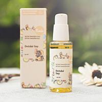 Masážní olej po koupání - Dětské sny, 50 ml
