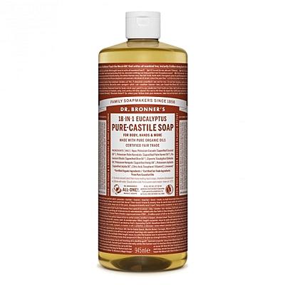 Tekuté univerzální mýdlo ALL-ONE!, Eukalyptus