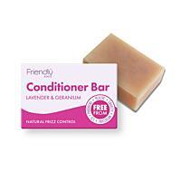 Friendly Soap přírodní kondicionér - Levandule a pelargónie, 95 g