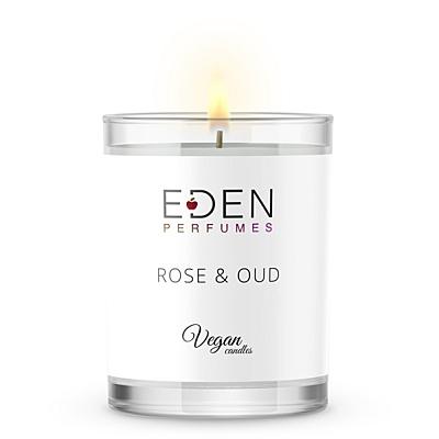 Svíčka - Růže & Oud, 200 g