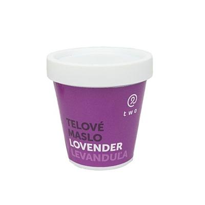Tělové máslo LOVENDER, 200 g