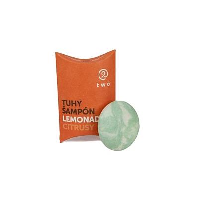 Tuhý šampon LEMONADE, 85 g