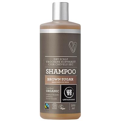 Šampon brown sugar pro suchou pokožku hlavy organic, 500 ml