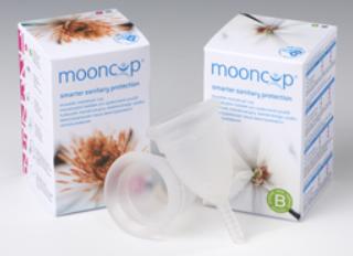 Menstruační kalíšek Mooncup A/B