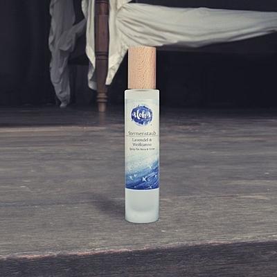 Hvězdný prach Levandule & Jedle bělokorá tělový sprej 100ml 2