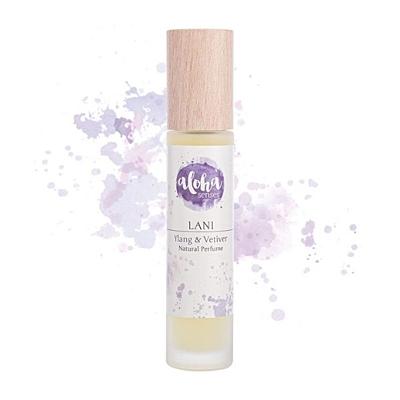 LANI Ylang & Vetiver přírodní parfém 2