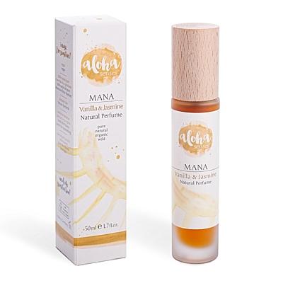 MANA Vanilka & Jasmín přírodní parfém 2