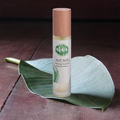 NOĒ NOĒ Máta & Vetiver přírodní parfém