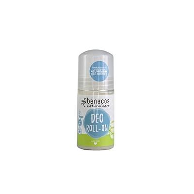 benecos DEO roll-on Aloe Vera, 50 ml