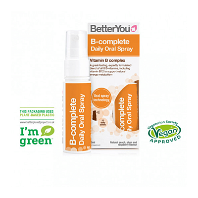 B-complete - Vitamin B complex ve spreji 25ml