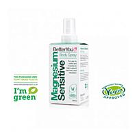 Magnesiový tělový sprej pro citlivou pokožku, 100 ml