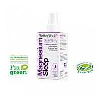 Magnesiový tělový sprej pro lepší spánek, 100 ml