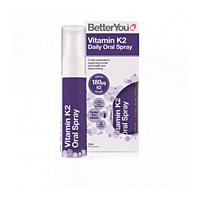 Vitamín K2 ve spreji (180 µg) 25ml