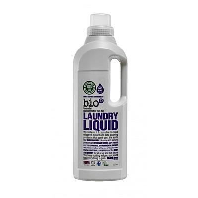 Bio-D Tekutý prací gel s vůní levandule, 1 l