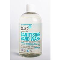 Bio-D Tekuté dezinfekční mýdlo na ruce bez parfemace bez pumpičky, 500 ml