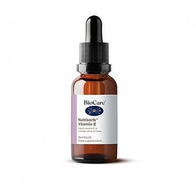Biocare Nutrisorb® E (Liquid Vitamin E) 15ml
