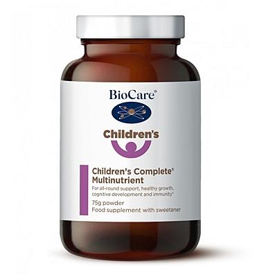 BioCare - Dětský kompletní multinutrient, 75 g