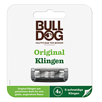 Bulldog Náhradní hlavice Original, 4 ks