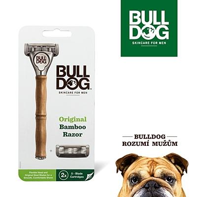 Bulldog Bambusový holicí strojek Original
