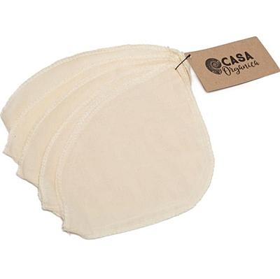 CASA Organica Pratelný filtr na kávu z biobavlny 2