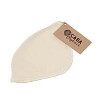 CASA Organica Pratelný filtr na kávu z biobavlny