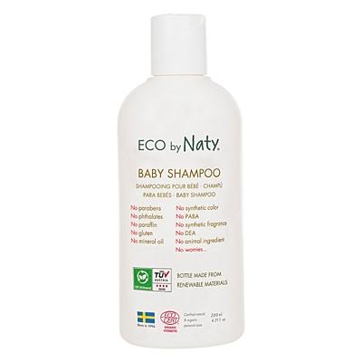 Eco by Naty Baby šampón, 200 ml