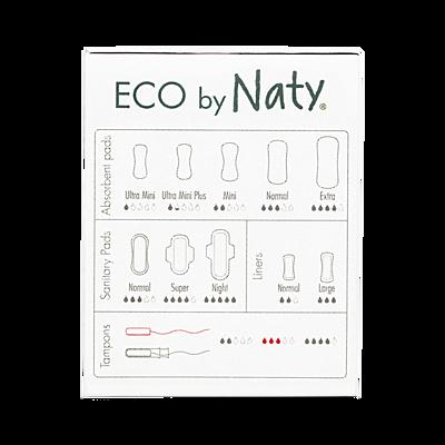 Eco by Naty tampóny Naty 4