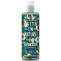Faith in Nature sprchový gel vyživující Avokádo, 400 ml