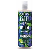 Faith in Nature kondicionér hydratační Borůvka, 400 ml