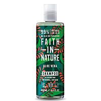 Faith in Nature šampon omlazující Aloe Vera, 400ml