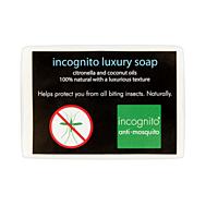 incognito® repelentní luxusní mýdlo, 60 g