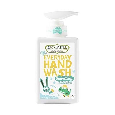 Jack N ́Jill Simplicity Přírodní mýdlo na ruce, 300 ml