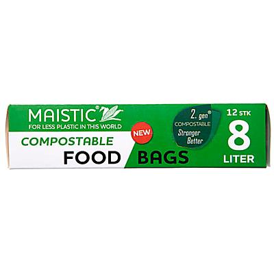 MAISTIC Kompostovatelné svačinové sáčky 4
