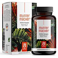 Naturtreu přírodní kofeinový komplex Muntermacher, 120 kapslí