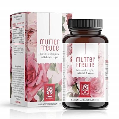 Naturtreu Drmek a Methylfolát komplex pro ženské orgány, 90 kapslí