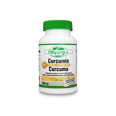 Kurkumin 500mg - silný zdroj antioxidantů 60 kapslí