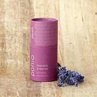Levandule a tea tree - přírodní deodorant 65g