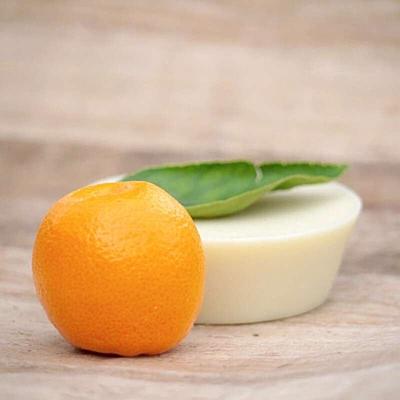 Pomeranč & eukalyptus - masážní kostka 3