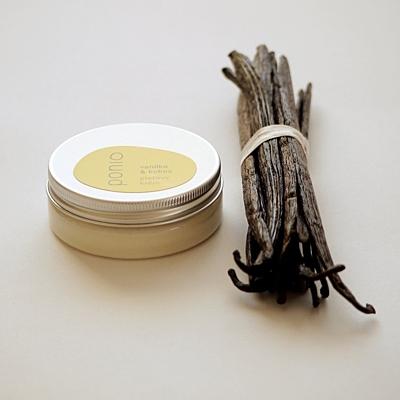 Vanilka a kokos - pleťový krém 50g 2