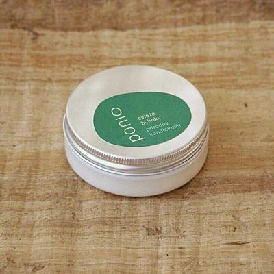 Svěží bylinky - přírodní kondicionér 2