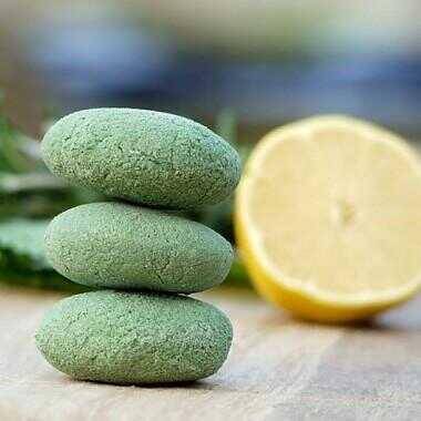 Citron a rozmarýn - kopřivový šampúch